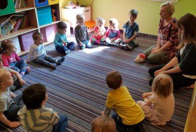 Klub Małego Naukowca – Zmysły